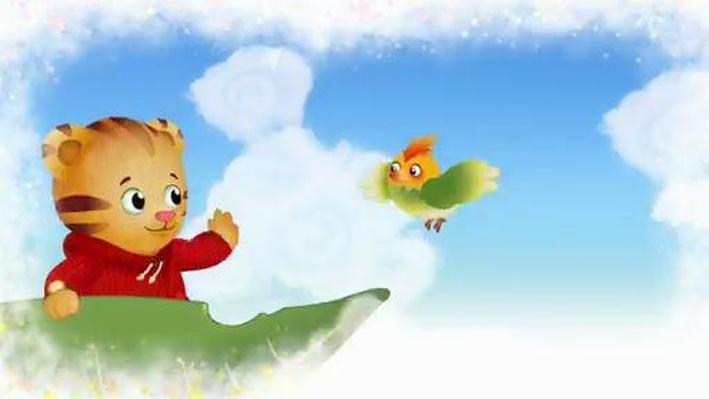Flying on a Leaf!