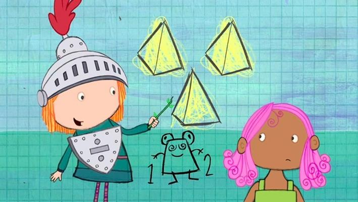Quest for the Golden Pyramids | Peg + Cat