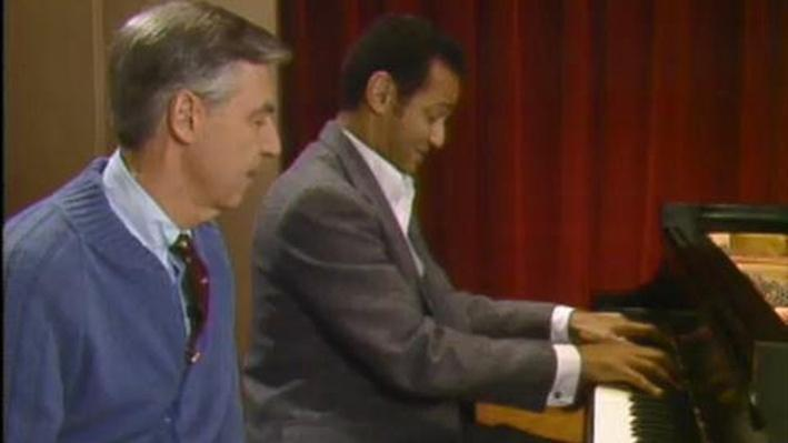 A Visit from Andre Watts | Mister Rogers' Neighborhood