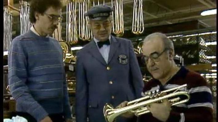 Celebrations and Trumpets   Mister Rogers' Neighborhood