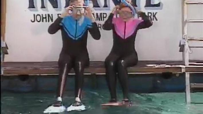Snorkeling | Mister Rogers' Neighborhood