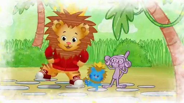 Daniel: King of the Jungle!