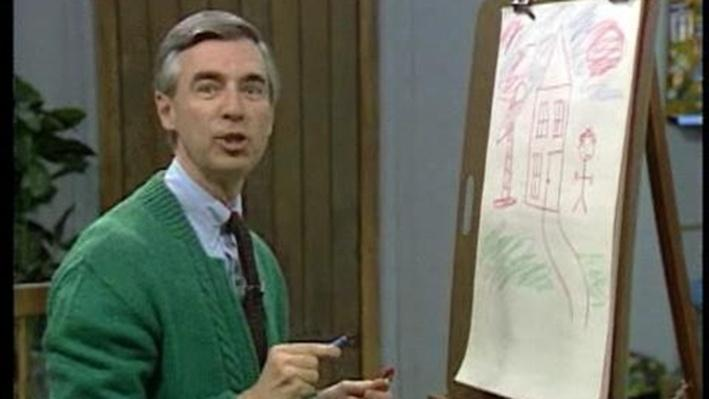 The Crayon Factory | Mister Rogers' Neighborhood