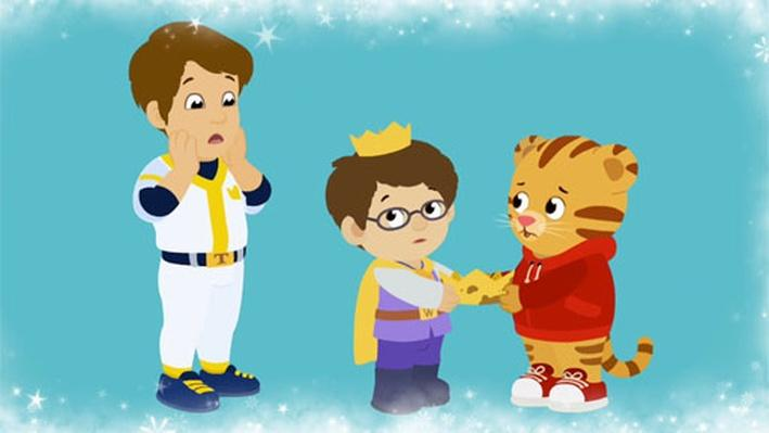 Saying I'm Sorry is the First Step Strategy Song | Daniel Tiger's Neighborhood