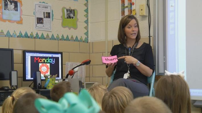 Kari Hake: Kindergarten | Inside the Classroom: ELA