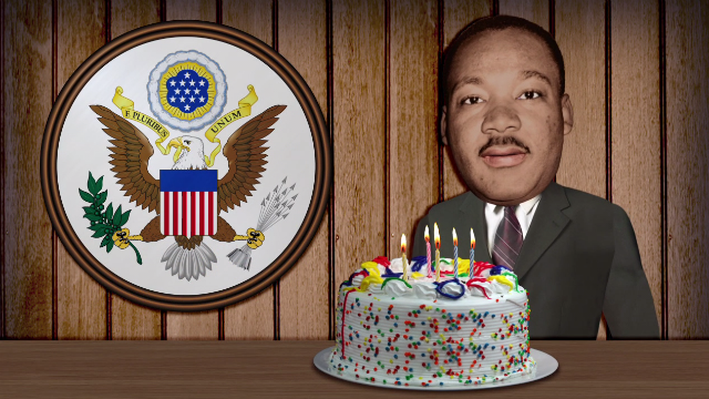 Martin Luther King Day | All About the Holidays