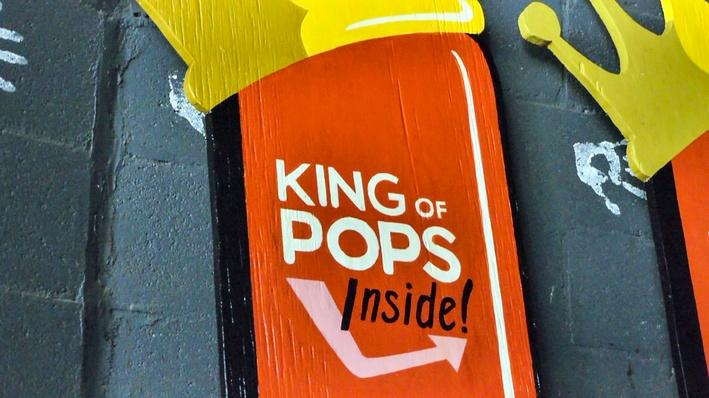 Fast Forward Launch Pad | King of Pops