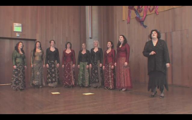 Kitka: Female Vocal Ensemble: Performance Art