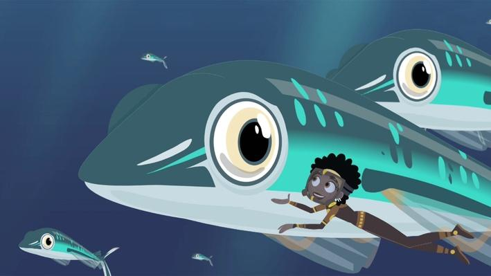 Koki and the Fish | Wild Kratts