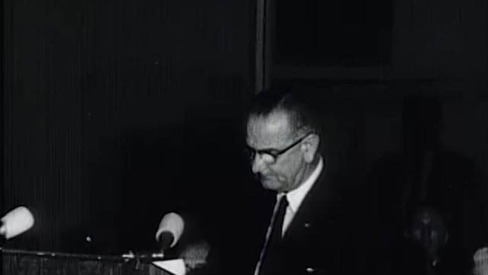 American Experience: LBJ, Part 1--War on Poverty
