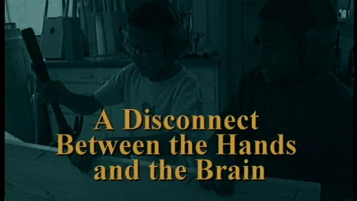 Teach Me Different, Part 1   A Disconnect Between the Hands and the Brain