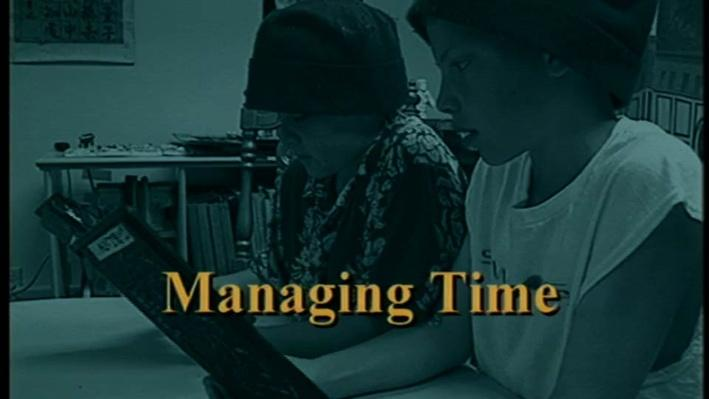 Teach Me Different, Part 1 | Managing Time