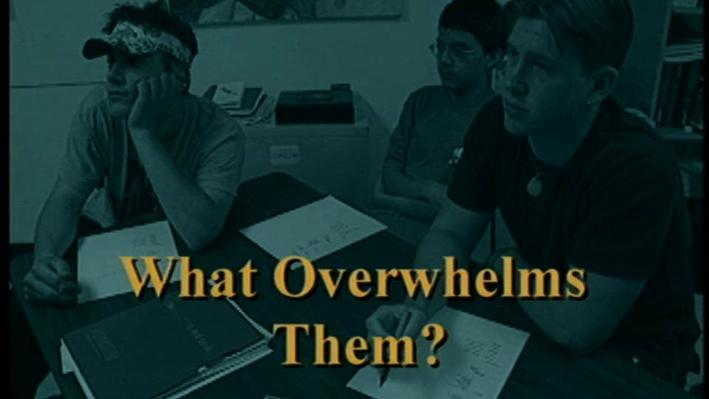 Teach Me Different, Part 1 | What Overwhelms Them?