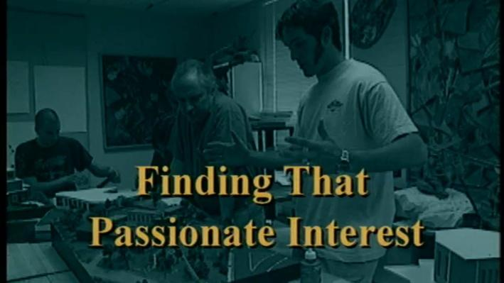 Teach Me Different, Part 2 | Finding that Passionate Interest