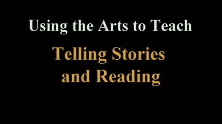 Teach Me Different, Part 2 | Telling Stories and Reading
