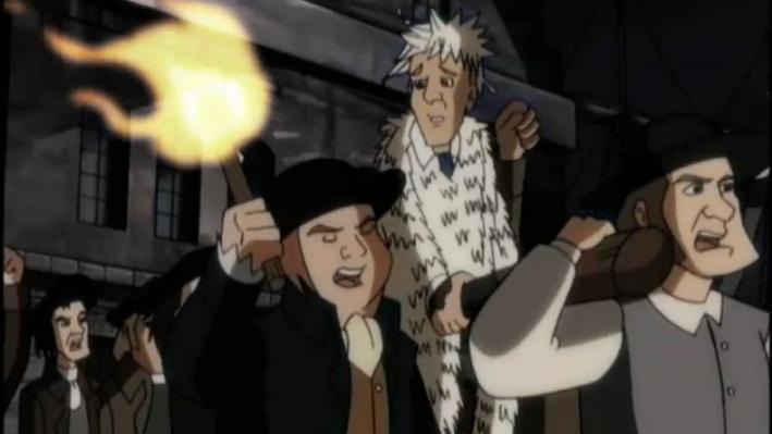 Liberty's Kids: United We Stand   Tarred and Feathered