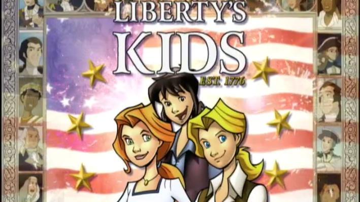 Liberty's Kids: Midnight Ride & The Shot Heard Round the World