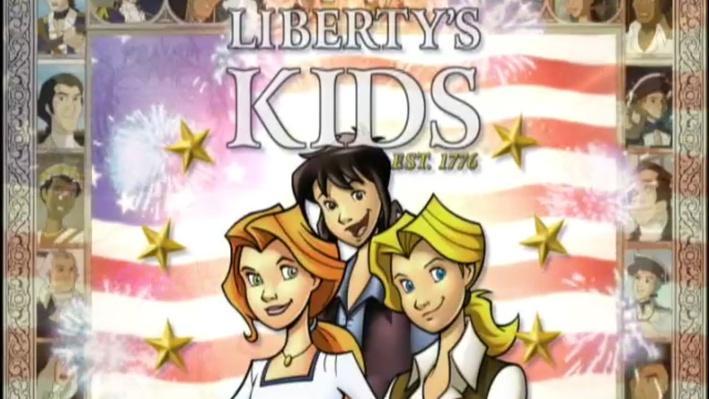 Liberty's Kids: Washington Takes Command & Common Sense