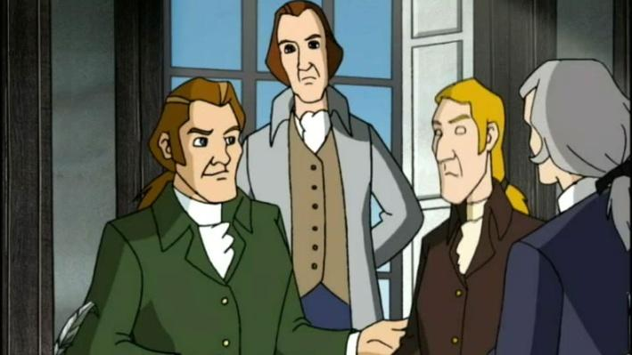 Liberty's Kids: The First Fourth of July | The Declaration of Independence