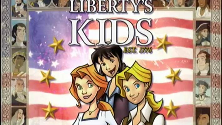 Liberty's Kids: Across the Delaware and An American in Paris