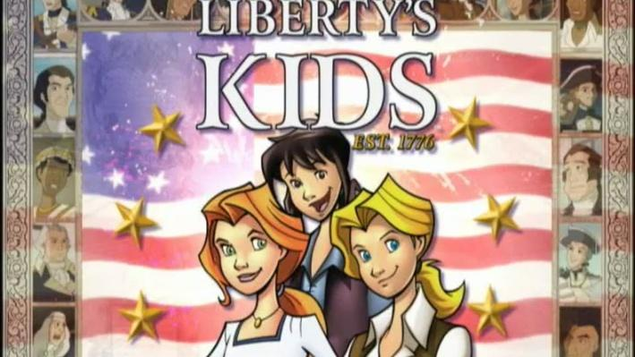 Liberty's Kids: Not Yet Begun to Fight   Introduction