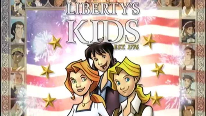 Liberty's Kids: James Armistead and Yorktown