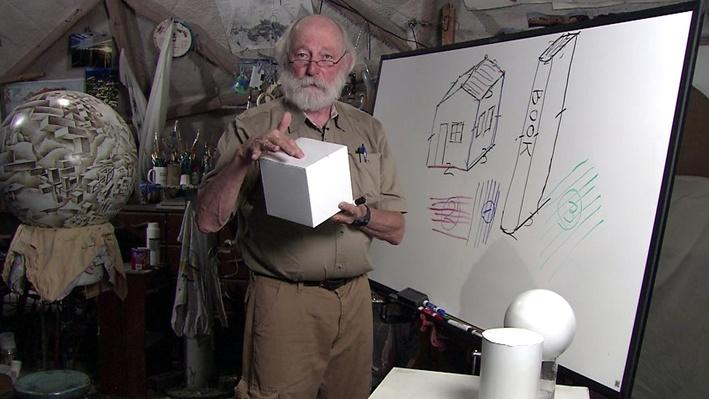 Art Basics with Dick Termes: Drawing | Cube Basic