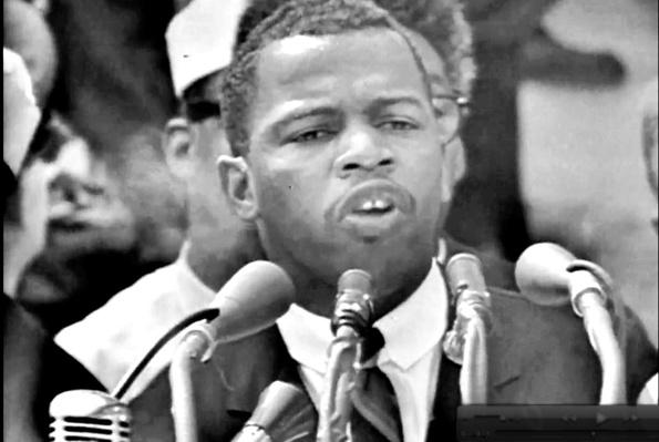 The March on Washington | John Lewis: Get in the Way