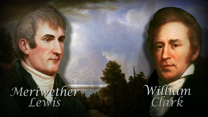 Meriwether Lewis and William Clark | PBS World Explorers