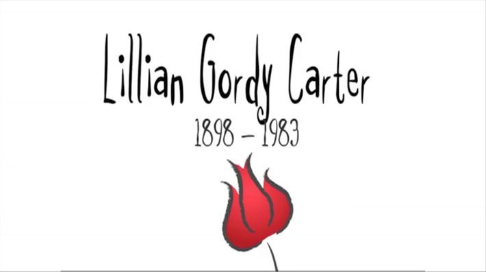 Georgia Stories: Lillian Gordy Carter