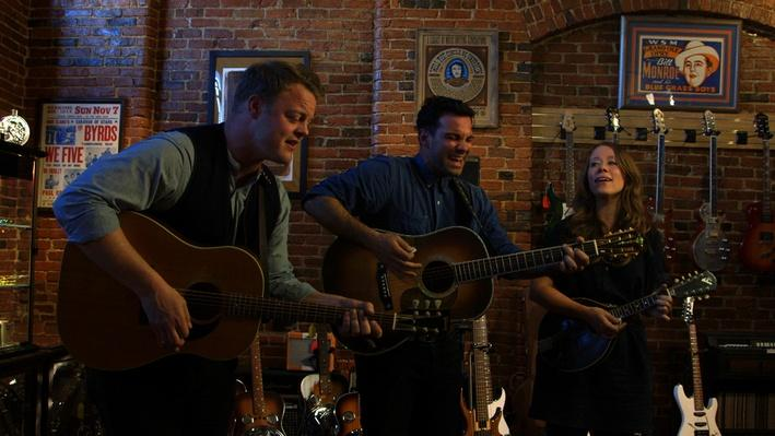 The Lone Bellow and Americana Music