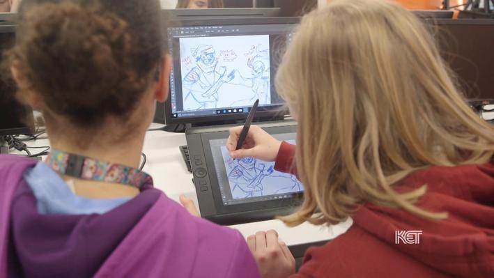 Creating Comics | Media Arts Toolkit