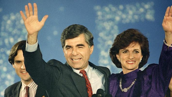 Michael Dukakis | 16 for '16 - The Contenders