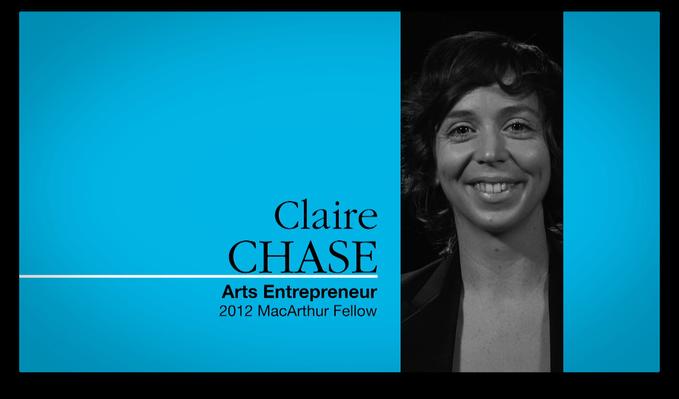 Claire Chase, Musician and Arts Entrepreneur | MacArthur Fellows Program