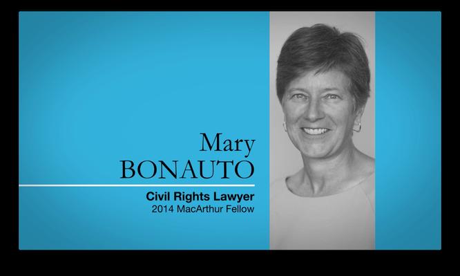 Mary L. Bonauto, Civil Rights Lawyer | MacArthur Fellows Program