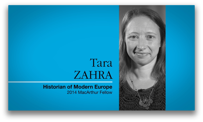 Tara Zahra, Historian | MacArthur Fellows Program