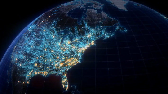 Electricity: The Lifeblood of our Modern World | Humanity From Space