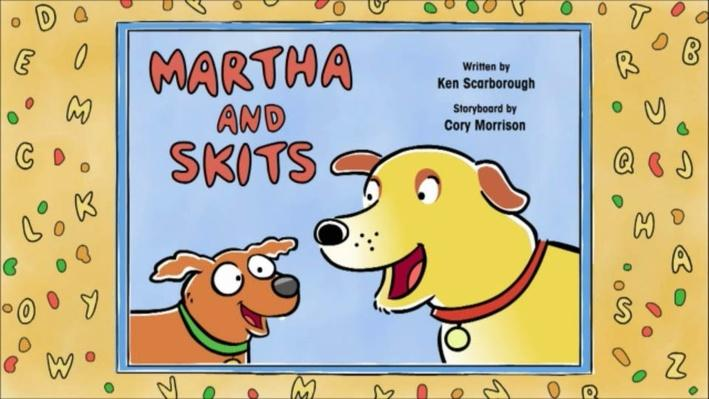 Martha Speaks: Martha and Skits | Introduction