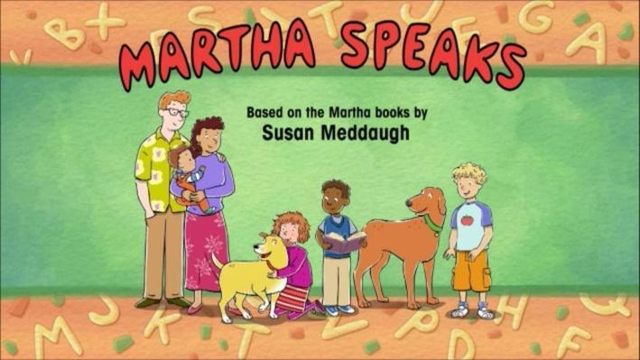 """Martha Speaks: """"Firedog Martha"""" & """"Martha's Pickle"""""""