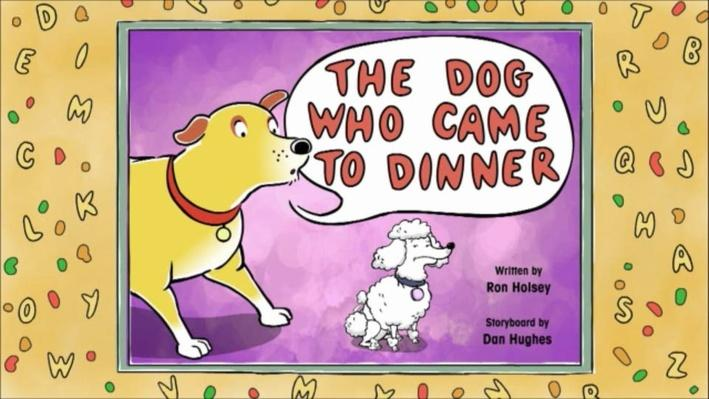 Martha Speaks: The Dog Who Came to Dinner | Introduction