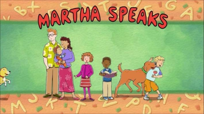 "Martha Speaks: ""Martha the Hero Maker"" & ""Starstruck Martha"""