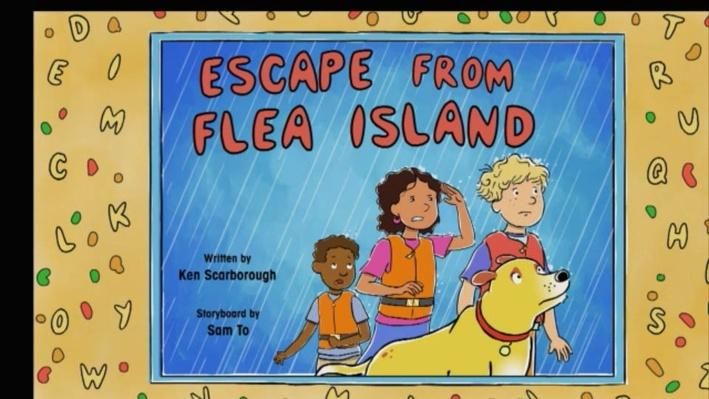 Martha Speaks: Escape from Flea Island | Introduction