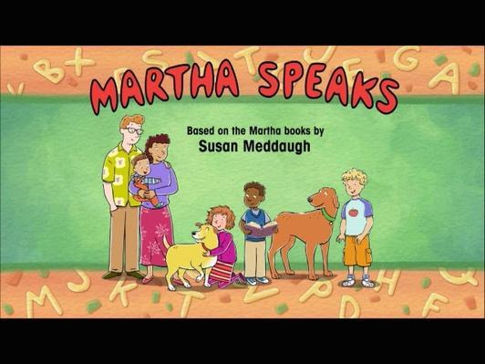 """Martha Speaks: """"Nurse Martha"""" & """"T.D. Gets the Scoop"""""""
