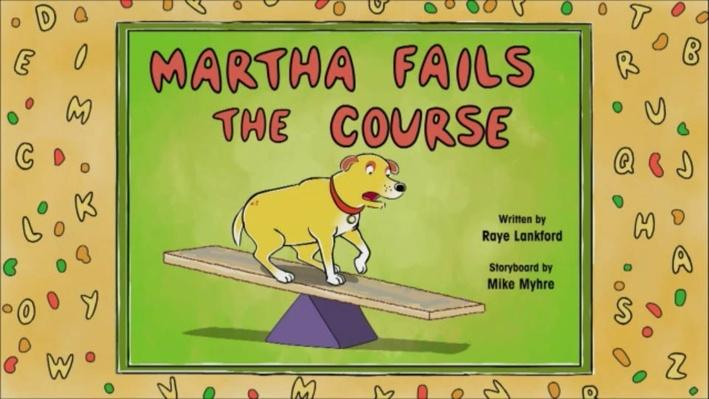 Martha Speaks: Martha Fails the Course | Introduction