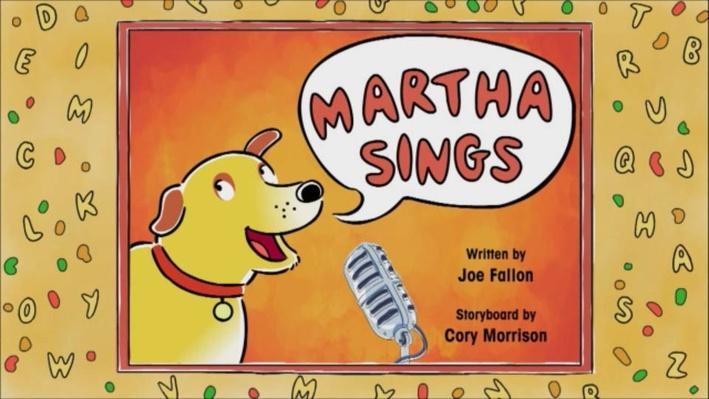 Martha Speaks: Martha Sings | Introduction