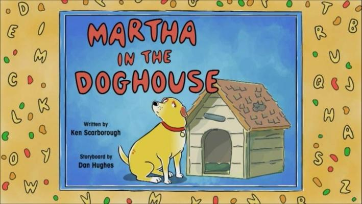 Martha Speaks: Martha in the Doghouse | Introduction