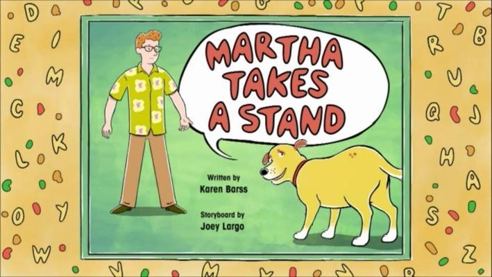 Martha Speaks: Martha Takes a Stand | Introduction