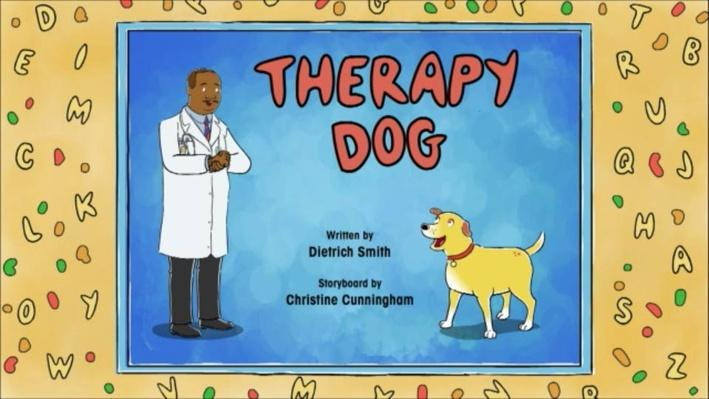 Martha Speaks: Therapy Dog | Introduction