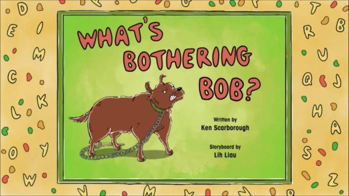 Martha Speaks: What's Bothering Bob | Introduction