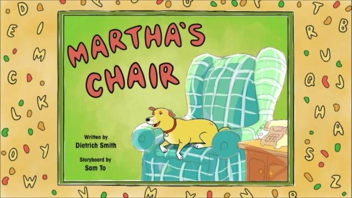 Martha Speaks: Martha's Chair | Introduction